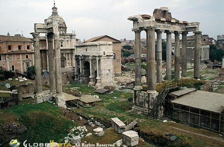 Temple of Saturn