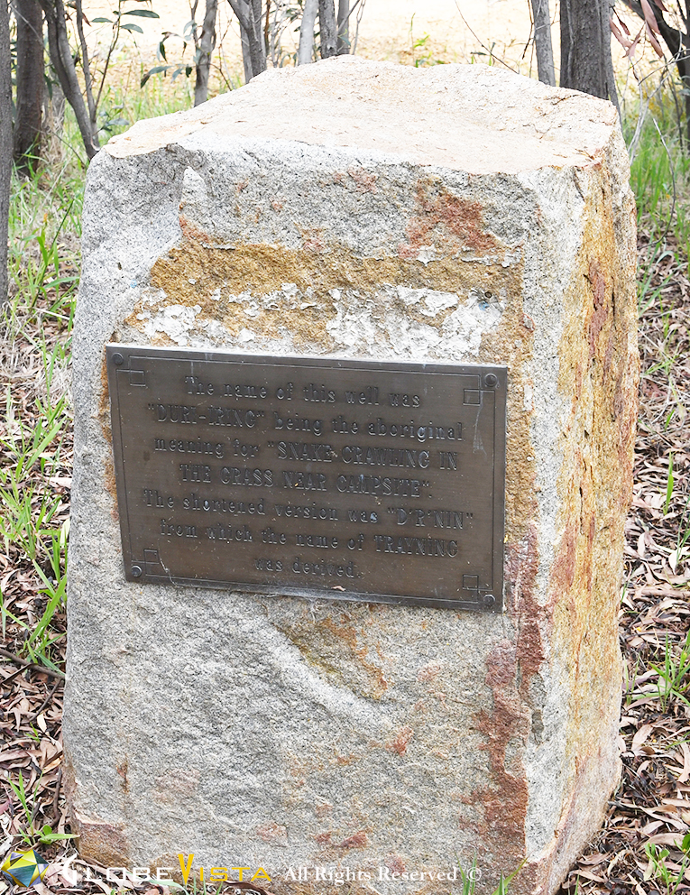 Trayning Well Memorial